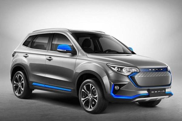 补贴前售17.98万 森雅R7 EV400正式上市
