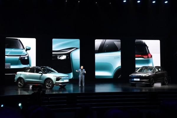 2019年下半年上市 爱驰U5量产版首发