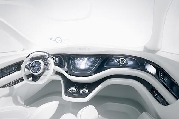 Canatu公司:让车内更多材质变成触控屏
