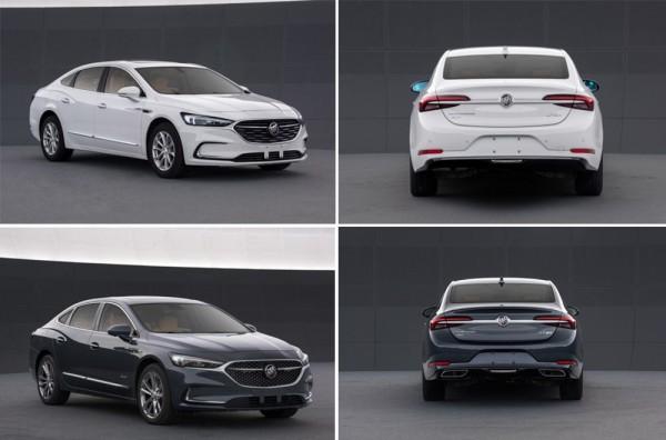新增三缸入门级 新款君越2019年初上市