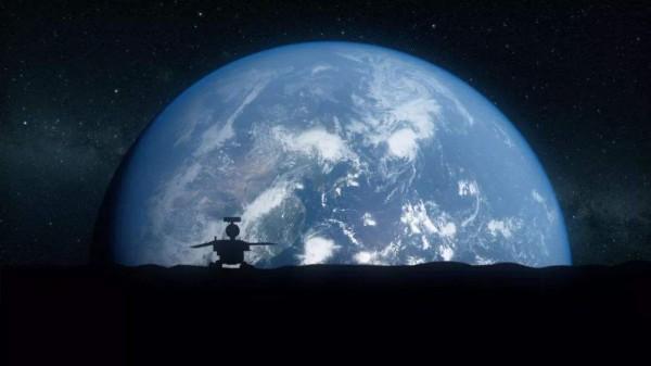 """玉兔号月球全景图_月兔2号""""上路"""" 在月球上开车是种怎样的体验?【图】_汽车消费网"""