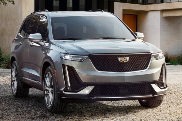北美车展首发  凯迪拉克全新XT6官图发布