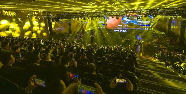 领跑中国,逐鹿全球——哈弗全球500万盛典暨全球战略发布会隆重举行