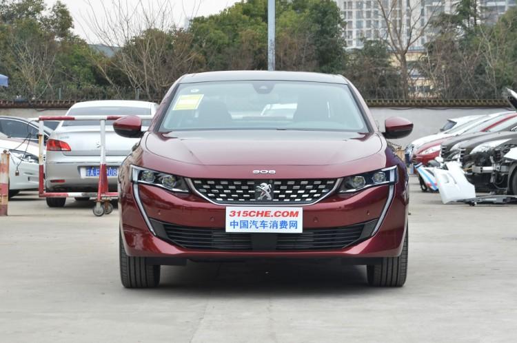 16万元起 东风标致新一代508L开启预售