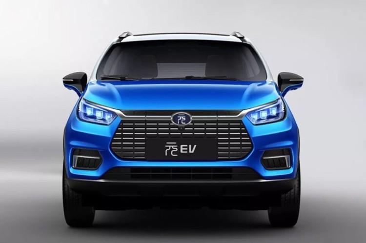 全新内饰 新款比亚迪元EV535今日预售