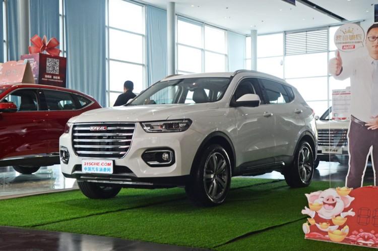佩服!畅销的SUV很多,但只有这几款1-6月卖了超10万辆!