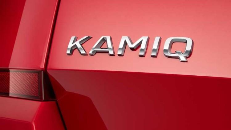 命名KAMIQ 斯柯达VISION X量产版新消息