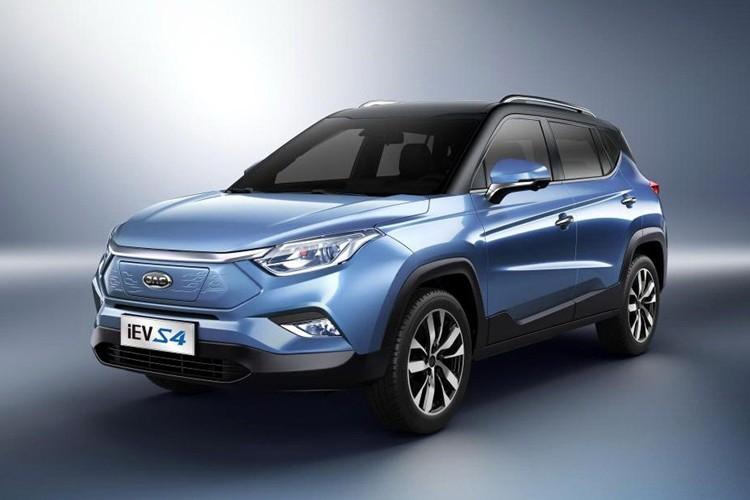 13-17万元 江淮iEVS4正式公布预售价