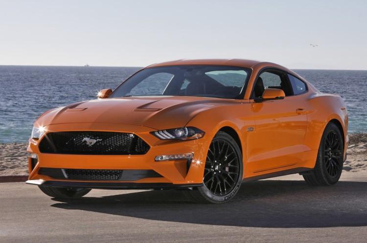Mustang或推2.3T高功率Ecoboost车型