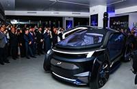 阿联酋首辆L5自动驾驶汽车将在2019年上海车展上首次公开亮相