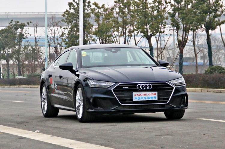 2.0T+DCT 上汽奥迪将投产新一代A7L车型