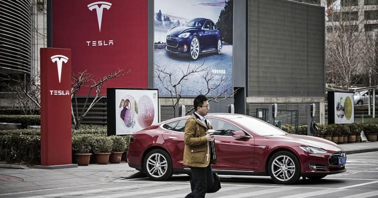 全球电动车销量暴涨83% 中国怒刷存在感