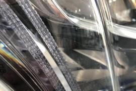 凯迪拉克上海永达龙东大道4S店在维修期间撞车隐瞒