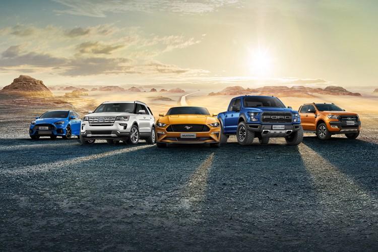 最高降3.4万 进口福特全系车型售价下调