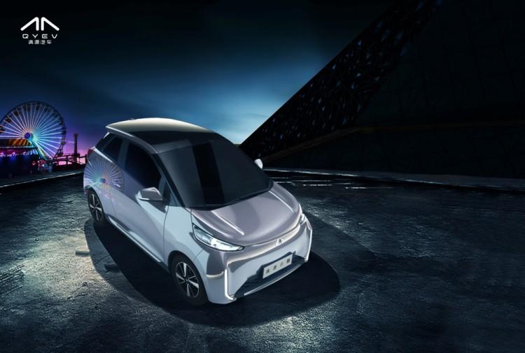 清源汽车两款新车曝光:一款微型车,一款中型车