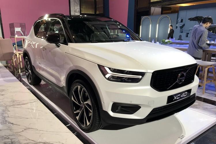 5月上市 国产沃尔沃XC40将上海车展预售