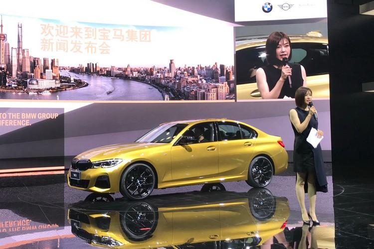 年中上市 全新华晨宝马3系已投产下线