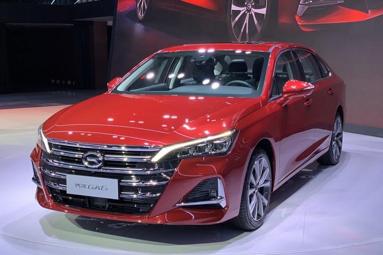 三季度上市 新传祺GA6将于7月20日预售