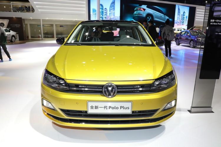 更大更精致 上汽大众新Polo将于6月上市
