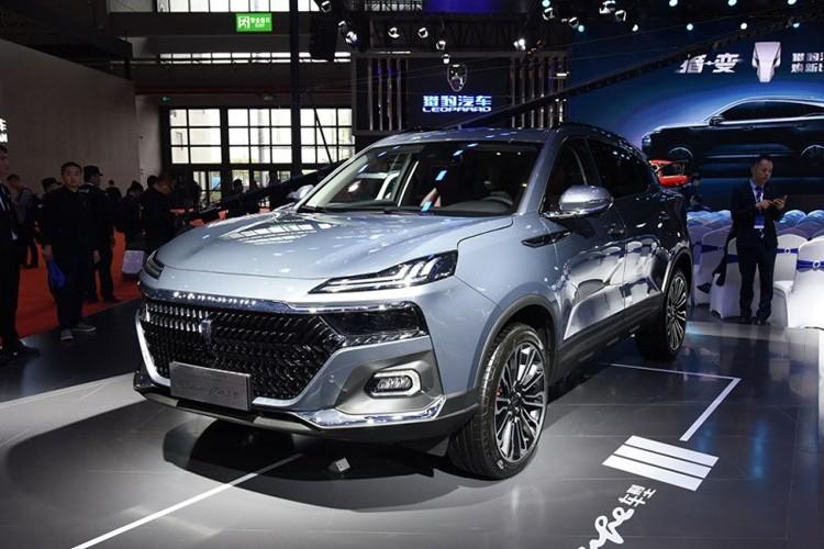 2019上海车展:猎豹Coupe新车正式发布