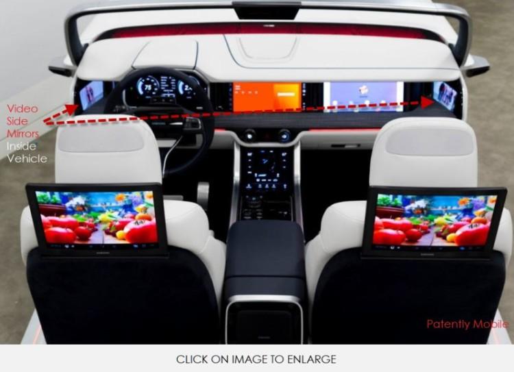 三星专利曝光 揭示进军自动驾驶汽车野心