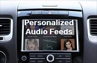 现代/电通投资Audioburst 合作打造个性化车载语音体验/广告
