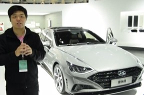 2019上海车展视频直击 北京现代