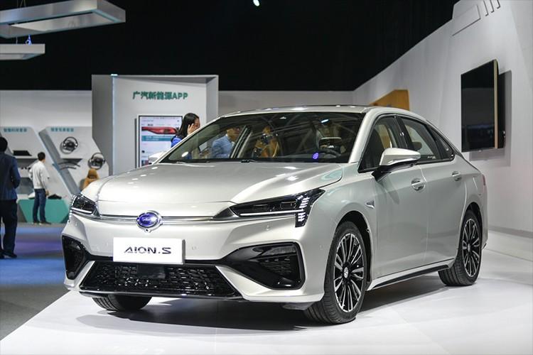 补贴前售18.28万 Aion S埃安S新车上市