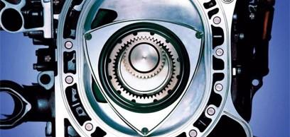 马自达增程式转子发动机