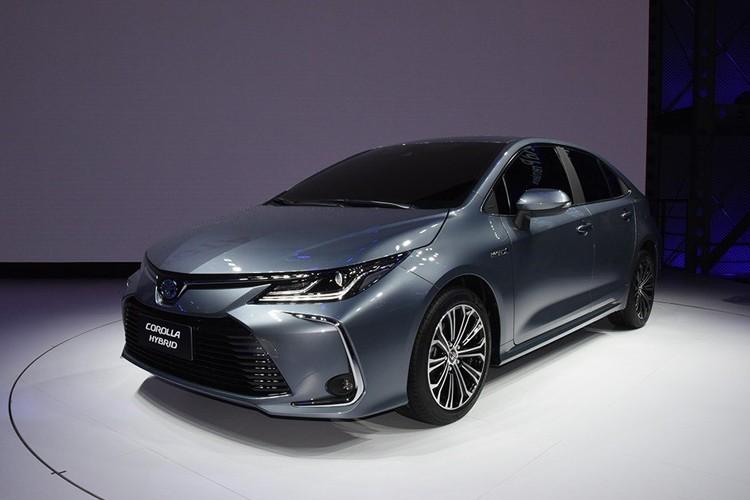 一汽丰田全新卡罗拉将于8月下旬上市