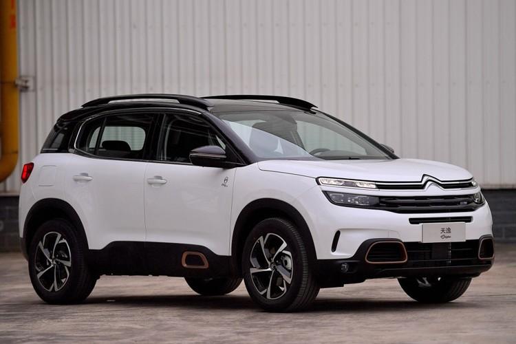 国六排放 雪铁龙天逸新车型售21.17万元