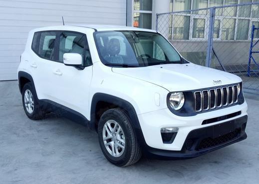 无进气凸轮轴 曝Jeep自由侠1.3T申报图