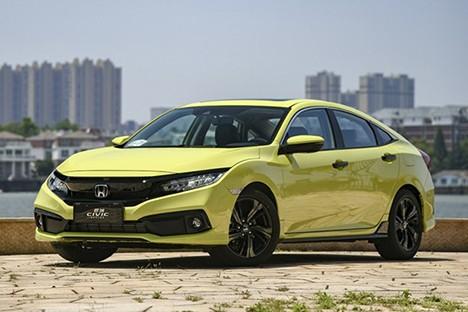 新增运动版车型&nbsp新款思域售11.99-16.99万元