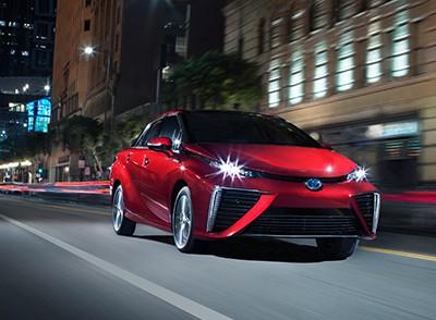 """未来10年内 丰田燃料电池车价格""""比肩""""混动车"""