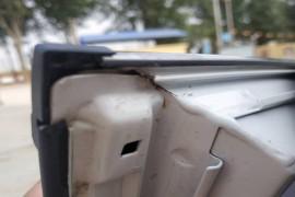 车辆质保期内生锈,修复后再次大面积生锈