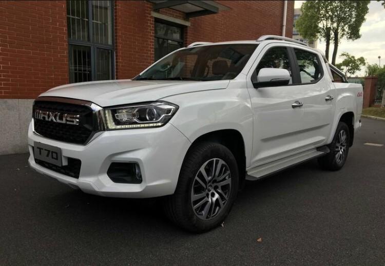 上汽MAXUS T70上市 售11.98-20.28万元
