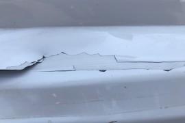 吉利远景4S店销售有二次喷漆的问题车