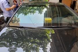 武汉骏业丰田4s店仅凭图片断定我的车玻璃被认为损坏