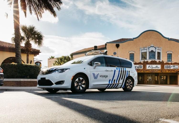 佛罗里达州新法律允许自动驾驶汽车无安全驾驶员