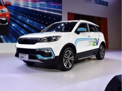 经济实用,新能源汽车猎豹cs9 EV360闪亮登场!