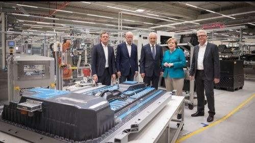 减少对亚洲供应商依赖 德国将资助三家电池联盟