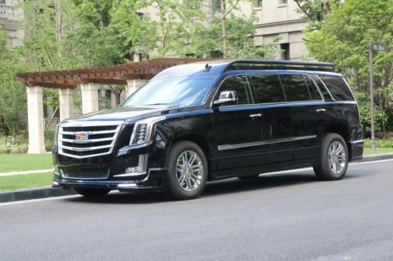 总统专享座驾,凯迪拉克总统一号特价来袭