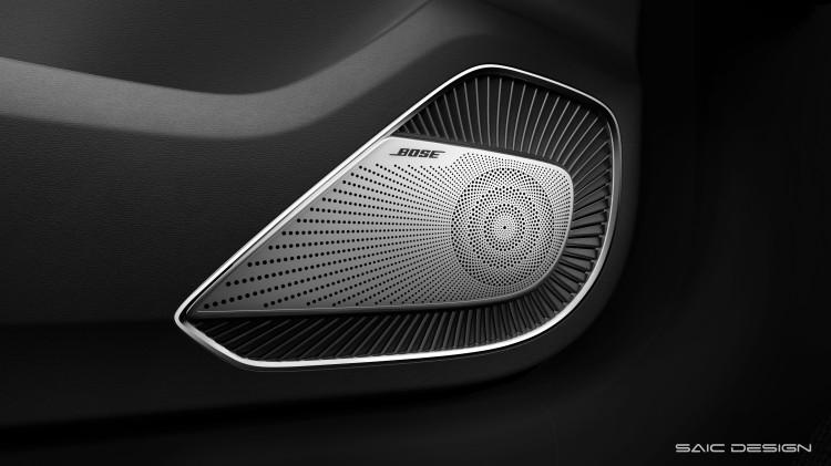 榮威RX5 MAX內飾細節圖曝光 極致聲色耳目一新