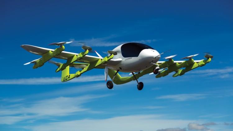 谷歌创始人创办的飞行汽车初创公司与波音合作