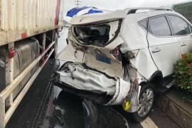 发生重大交通事故,车子安全气囊未弹开