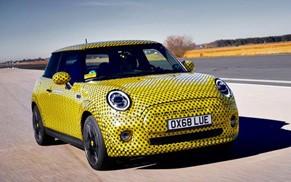 电动版Mini将于年末在英国投产
