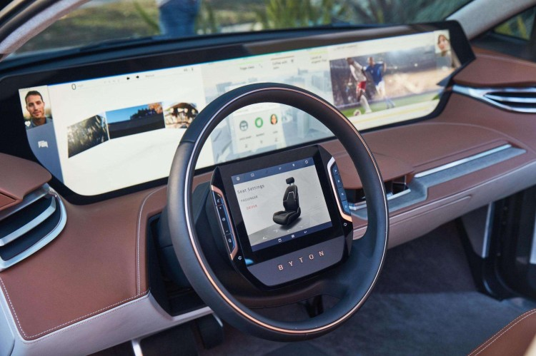 汽车大屏幕尺寸排名,14英寸都排不上号!