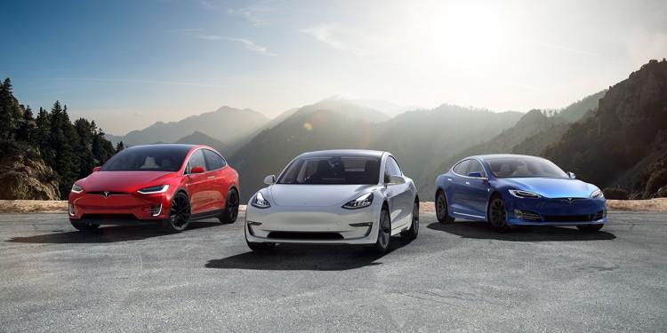 """新增""""狂暴模式"""" 特斯拉全系车型价格调整"""