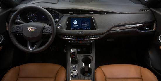 凯迪拉克推停车功能 未到目的地前就可预约停车位/支付停车费