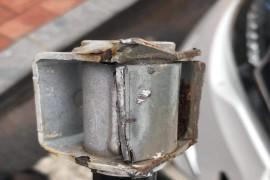 众泰大迈X5气囊故障灯亮发动机启动异常&拖车钩脱落
